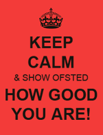 Show Ofsted how good you are
