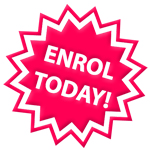 Enrol onto new courses